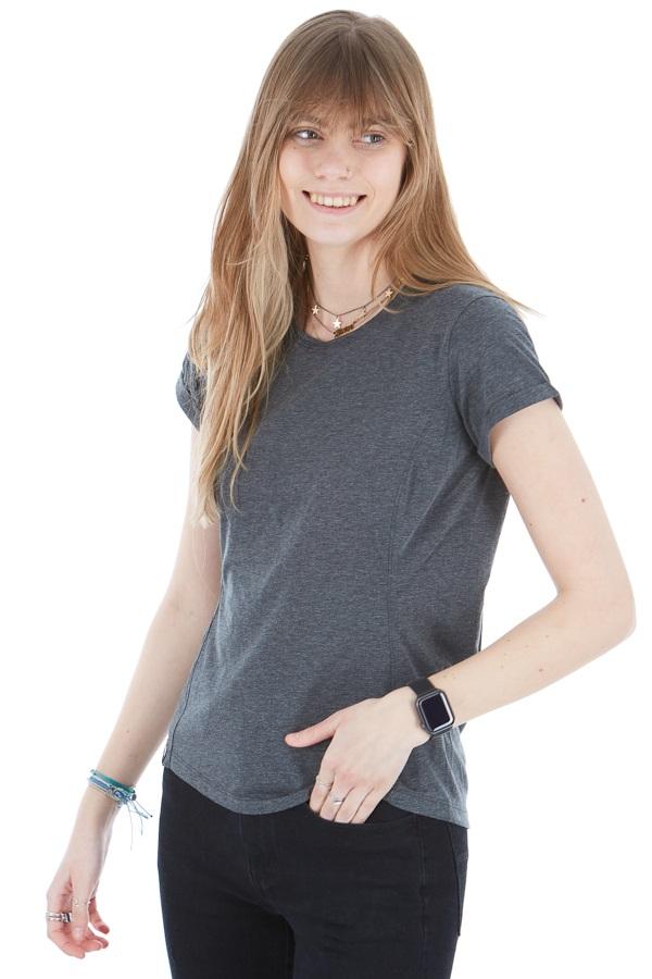 Montane X BMC Mono Women's Short Sleeved T-Shirt, XS Charcoal