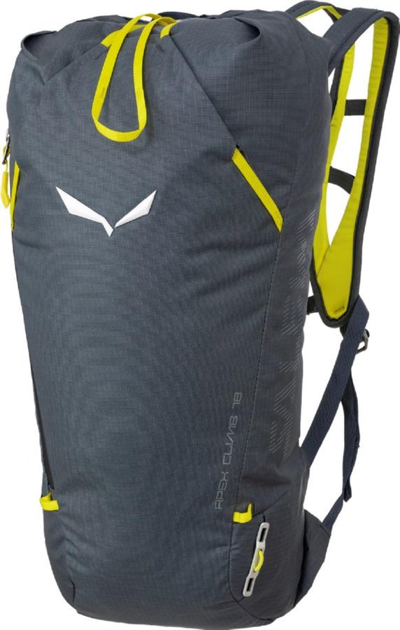 Salewa Adult Unisex Apex Climb 18 Climbing Backpack, 18l Ombre Blue