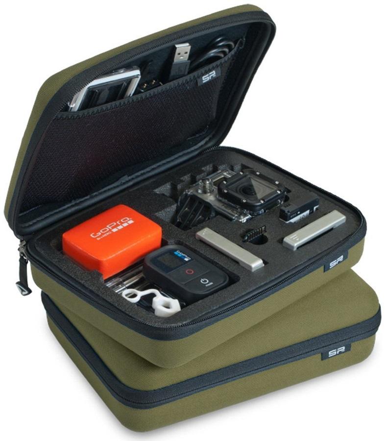 SP POV Case GoPro Hero Carry Case, Olive