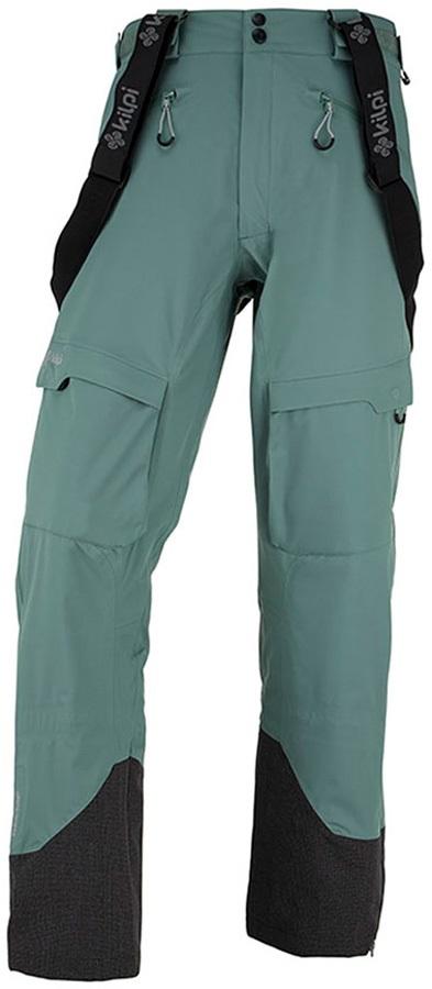Kilpi Lazzaro 3L Ski/Snowboard Pants, XL Khaki