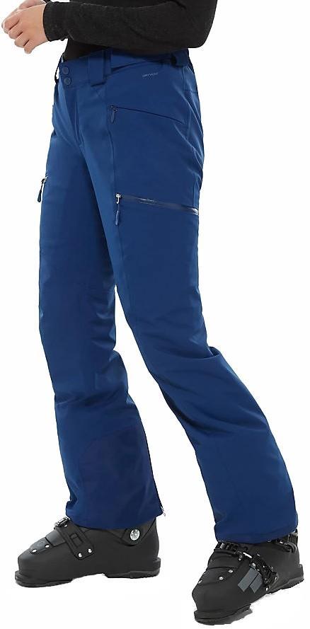 The North Face Lenado Women's Ski/Snowboard Pants XS Flag Blue