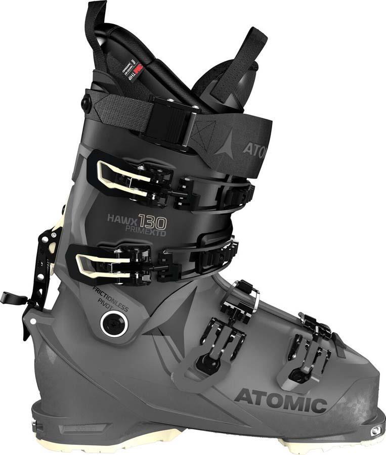 Atomic Hawx Prime XTD 130 CT GW Ski Boots, 30/30.5 Anthracite/Black 2022