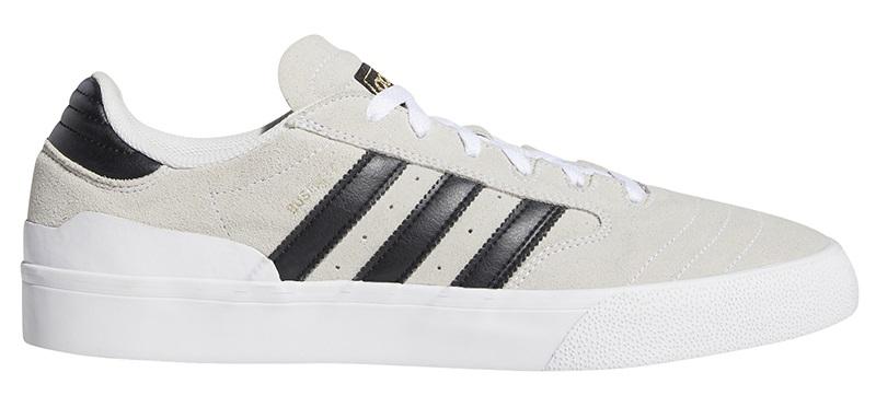 Adidas Busenitz Vulc II Men's Trainers/Skate Shoes UK 11.5 White/Black