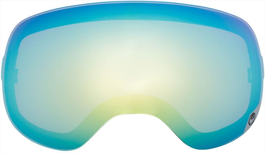 Dragon D3 Snowboard/Ski Goggles Spare Lens, Smoke Gold Ionized