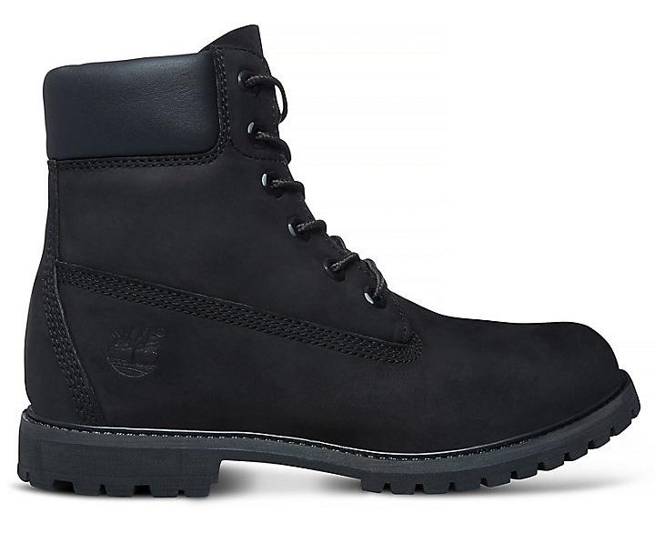Winter Boots, UK 5 Black Nubuck