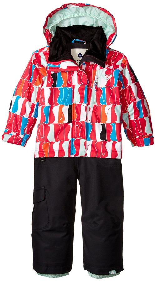 Roxy Paradise Girls/Infant Jumpsuit Snow Suit 3 Yrs Penguin