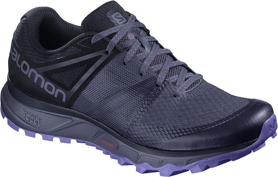 Salomon Trailster Women's Trail Running Shoe, UK 4 Crown Blue