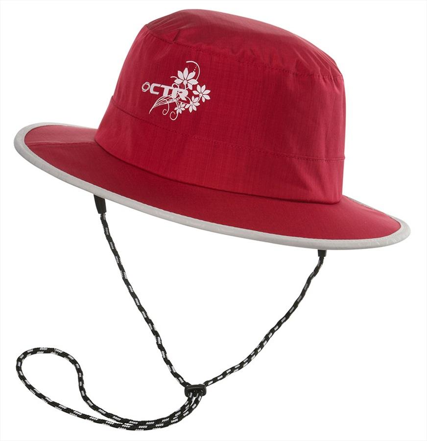 Chaos Stratus Women's Waterproof Bucket Hat, L/XL Berry