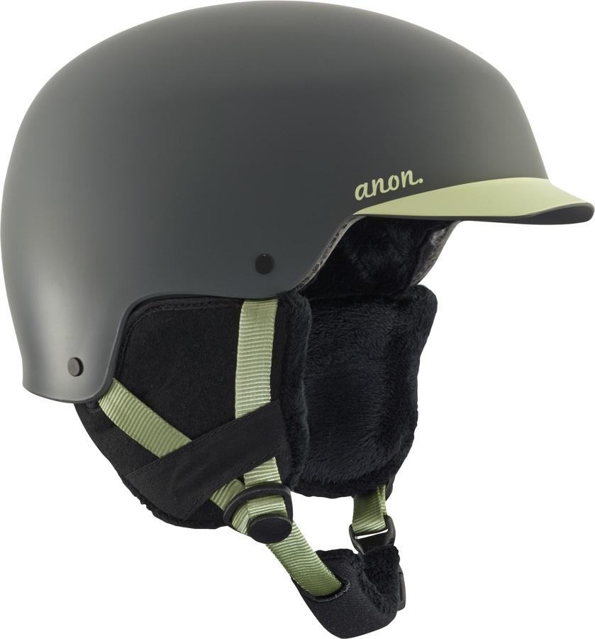 Anon Aera Women's Ski/Snowboard Helmet, XS Grey