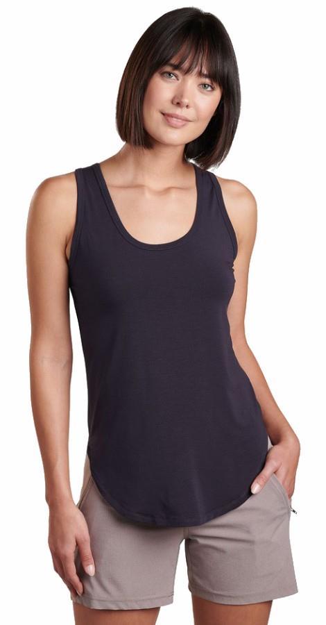 Kuhl Venture Women's Tank Top Vest, M Shadow