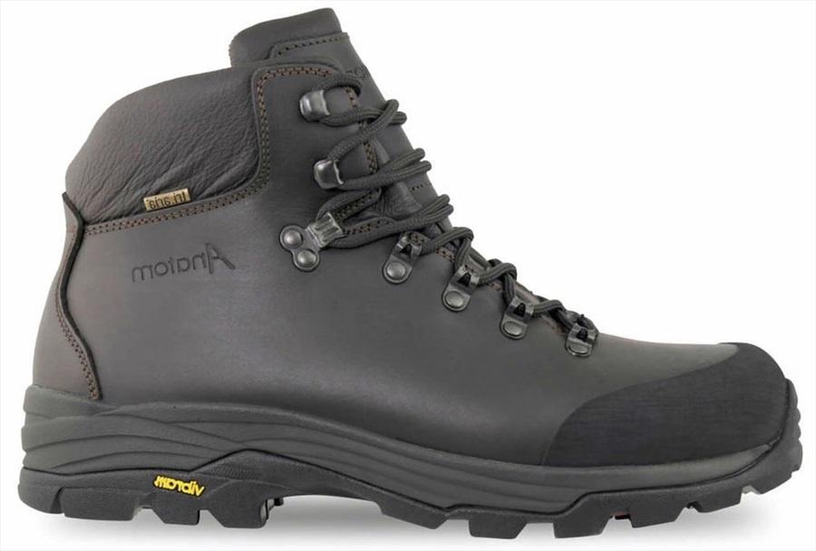Anatom Q3 Braeriach Men's Leather Hiking Boots, UK 8 Brown