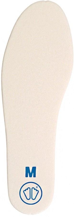 Sidas Volume Reducer 5mm Snowboard/Ski Boot Insoles, S White