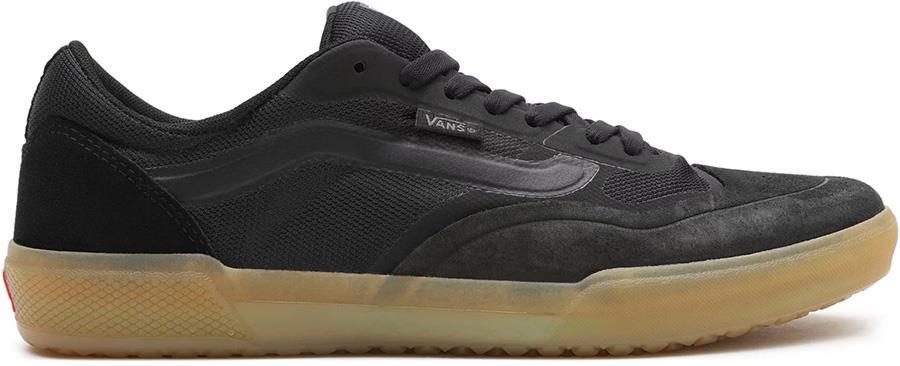 Vans AVE Pro Skate Shoes, UK 7 Black/Gum
