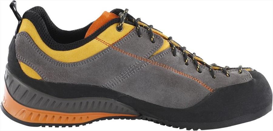 Boreal Flyers Approach/Walking Shoe, UK 12 Grey/Yellow/Orange