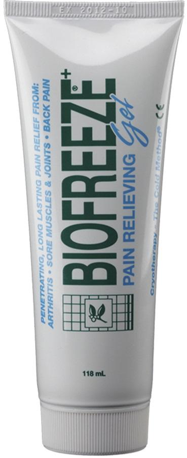 Biofreeze Cooling Pain Relief Gel, 4oz