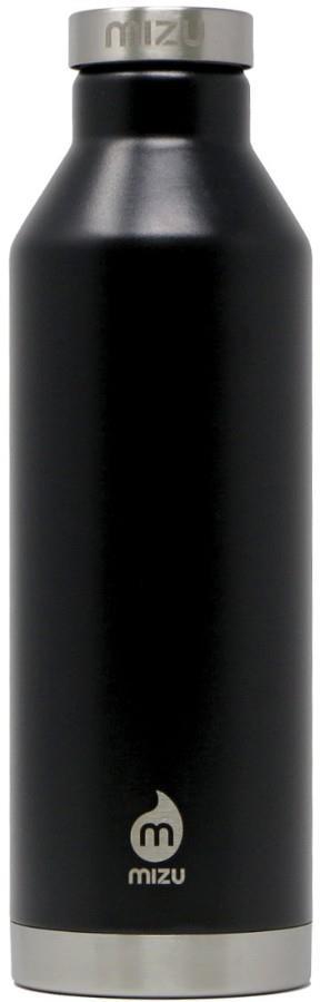 Mizu V8 Stainless Steel Vacuum Flask Water Bottle, 780ml Black