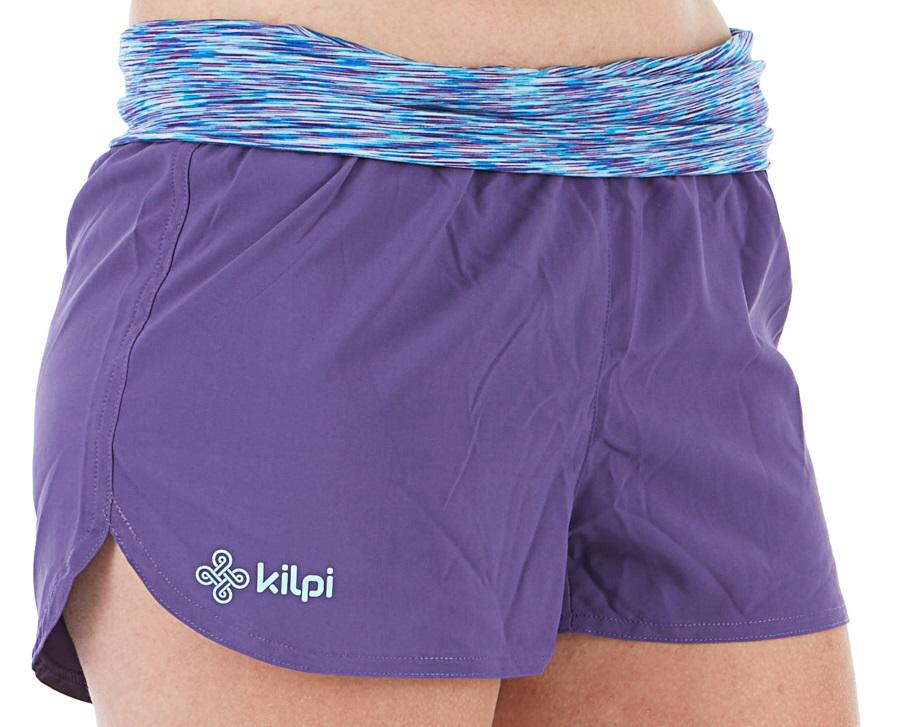 Kilpi Esteli Women's Shorts - UK 12 | EU 40, Violet