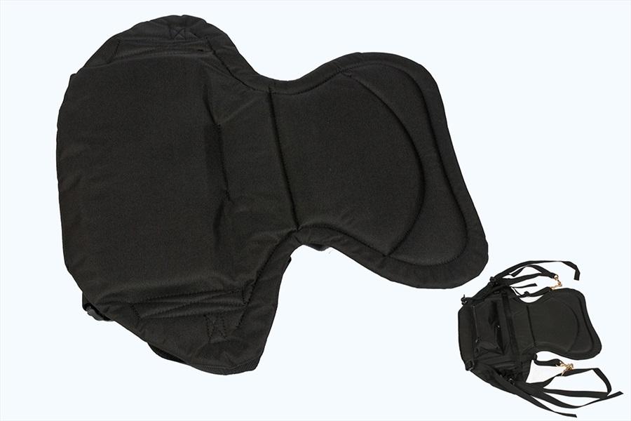 RUK Sport Basic Seat With Pocket, Economy Black 2021