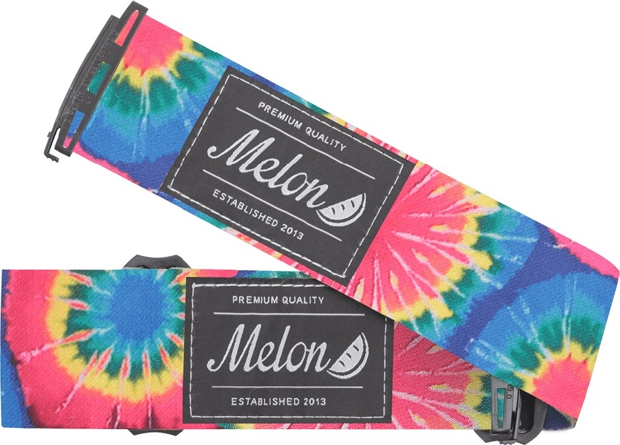 Melon Ski/Snowboard Goggle Strap, One Size Tie Dye