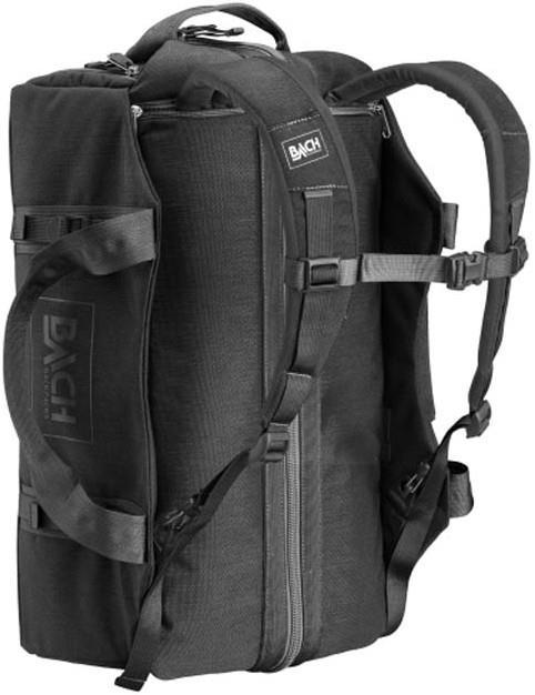 BACH Dr Duffel Travel Luggage Bag, 30L Black