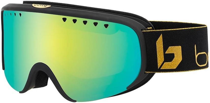 Bolle Scarlett Sunshine Women's Snowboard/Ski Goggles Matte Black Corp