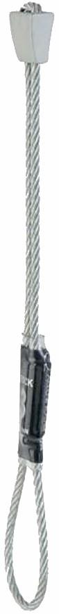 Wild Country Rock Wire Rock Climbing Nuts, 3 Silver