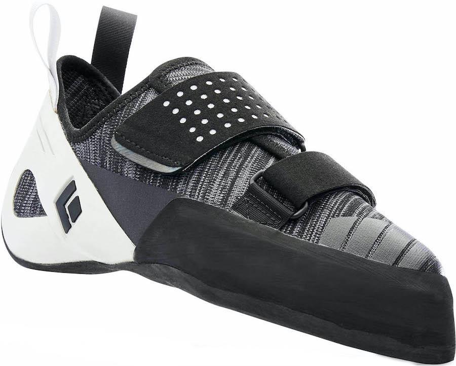 Black Diamond Zone Rock Climbing Shoes, UK 6 | EU 39.5 Aluminium