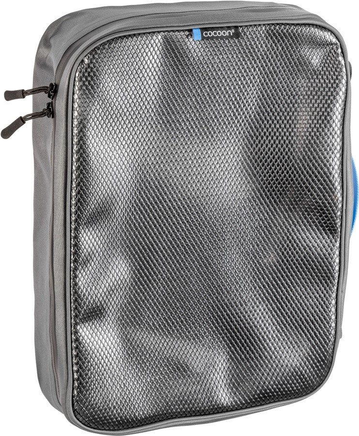 Cocoon Packing Cube With Net Top Travel Organiser, 7.3L Black