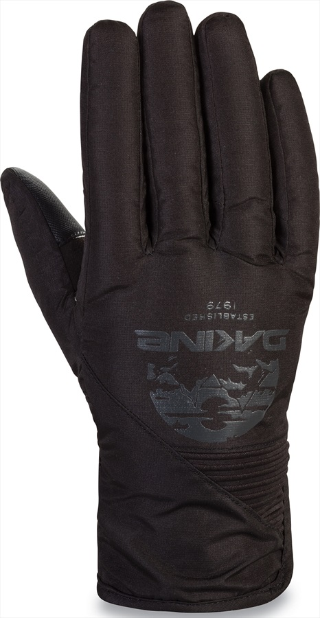Dakine Crossfire Slip On Snowboard/Ski Gloves, XXL Black MTN