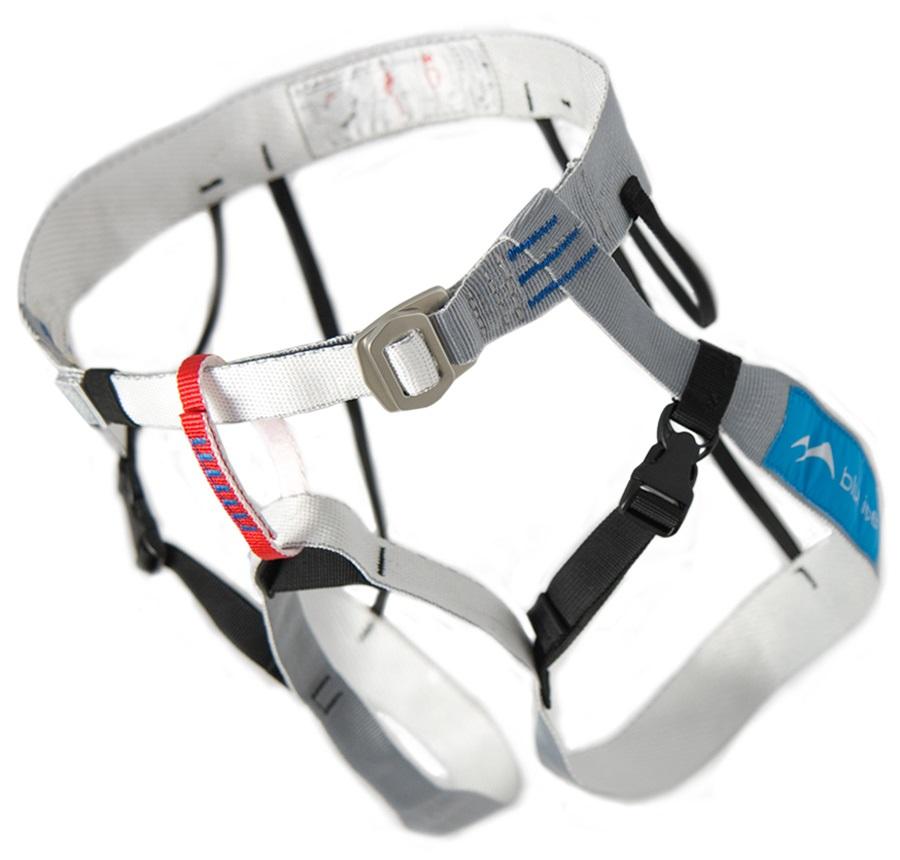 Blue Ice Choucas Ski Mountaineering Harness, L White