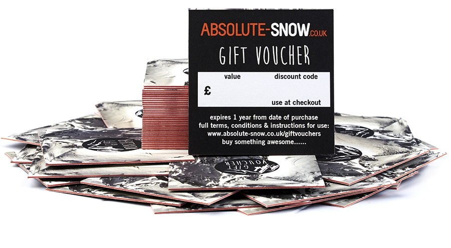 Absolute Gift Voucher/Token £1,000 Card