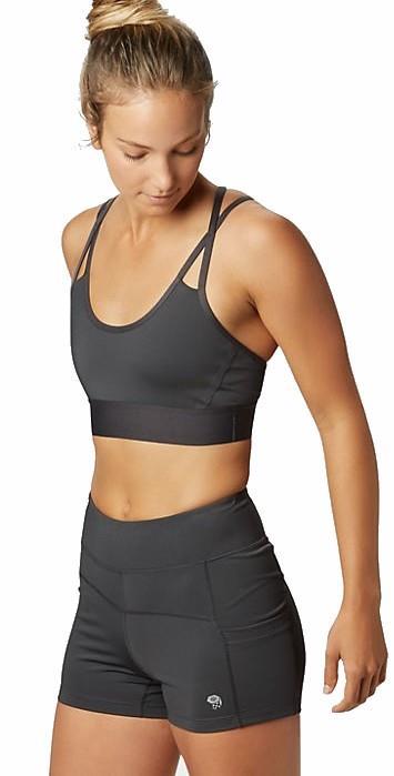 Mountain Hardwear Tonsai Women's Sports Bralette, L Void
