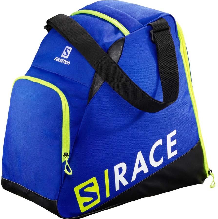 Salomon Extend Gearbag Snowboard/Ski Boot Bag, 33L Blue/Yellow