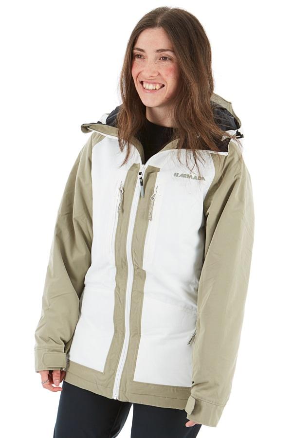 Armada Stadium Insulated Womens Ski/Snowboard Jacket, M Aspen