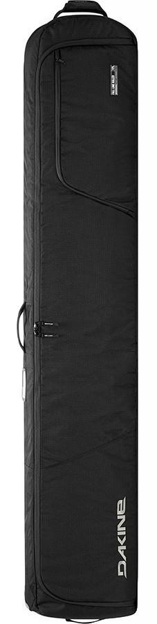 Dakine Fall Line Roller Wheelie Ski Bag, 175cm Black