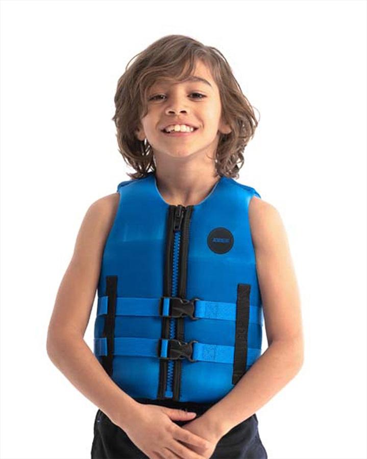 Jobe Neoprene Life Vest Kids Buoyancy Aid, 164 Blue 2021