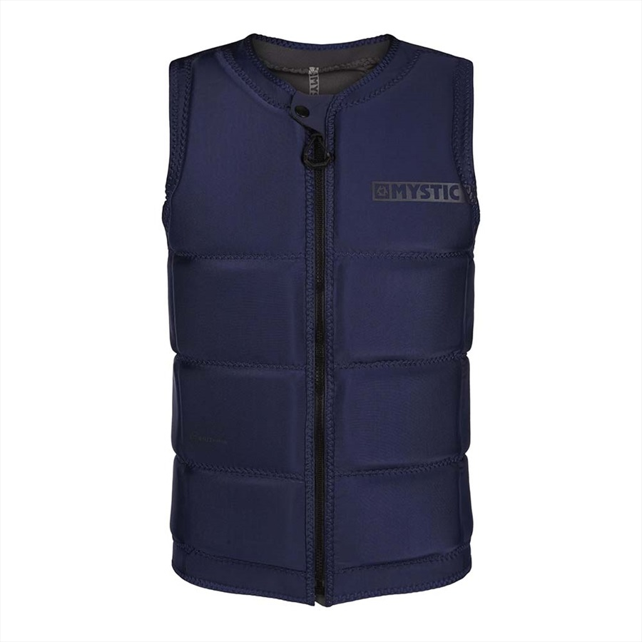 Mystic Star Wakeboard Impact Vest, XL Petrol Blue 2021