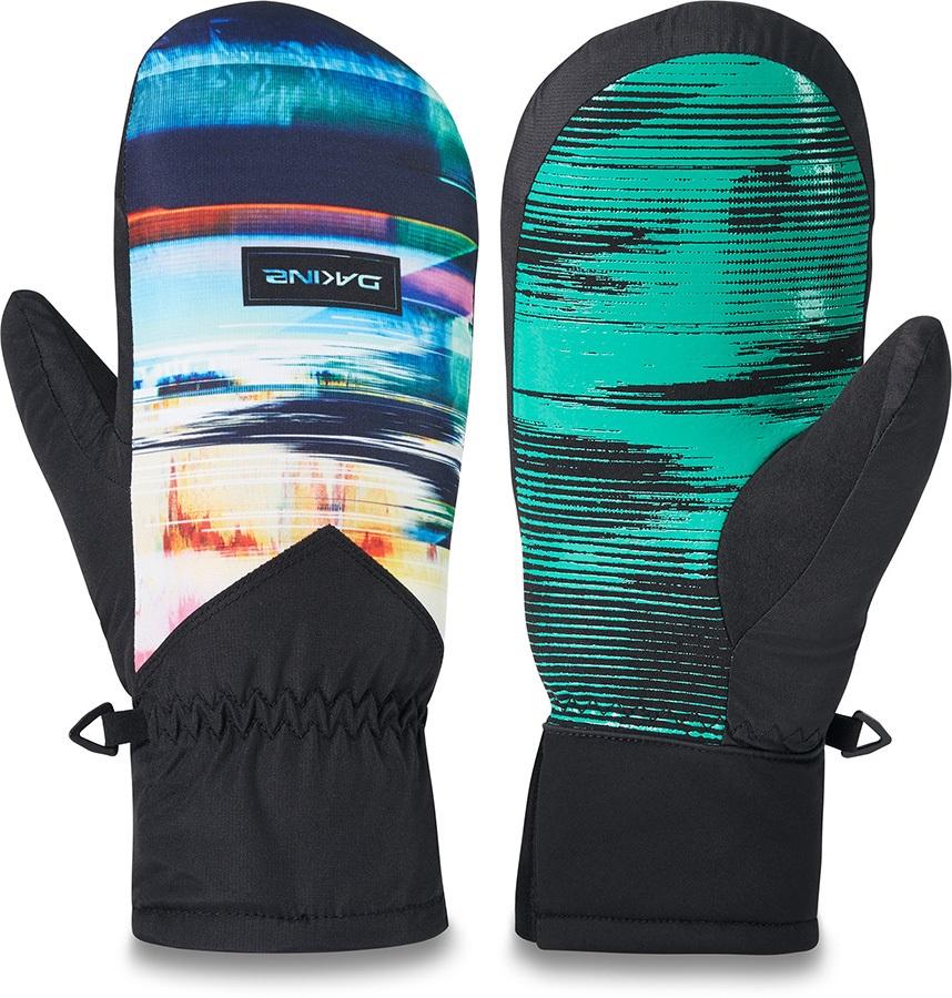 Dakine Tracer Slip On Ski/Snowboard Mitts, M Glitch