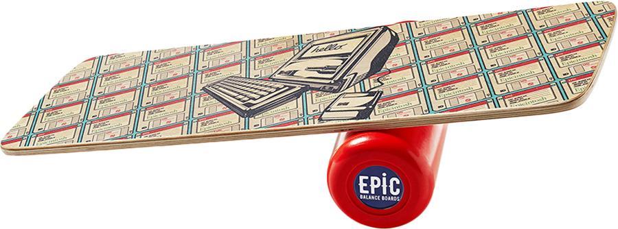 EPIC Balance Boards Retro Series Core Strength Balance Trainer, PC