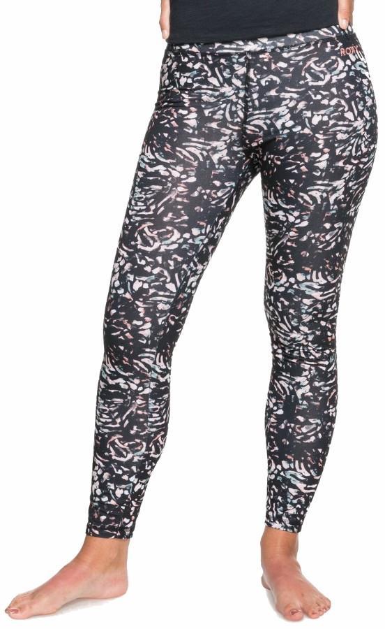 Roxy Daybreak Women's Base Layer Leggings, M True Black Izi