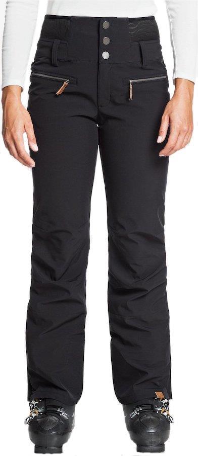 Roxy Rising High Women's Snowboard/Ski Pants XS True Black