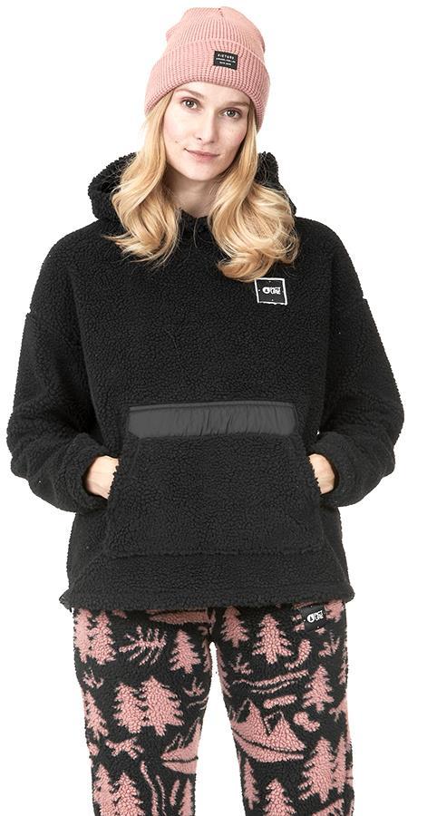 Picture Esme Women's Pullover Hoodie, S Black
