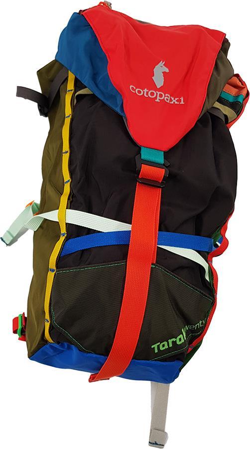 Cotopaxi Tarak 20 Backpack/Day Pack, 20L Del Dia 13