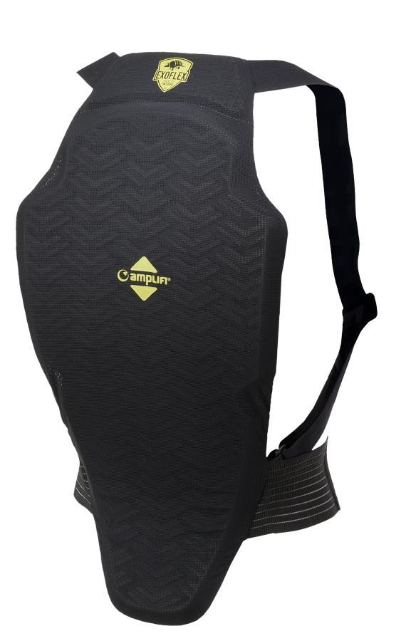 Amplifi Reactor Ski/Snowboard Protection Impact Pack, M/L Black