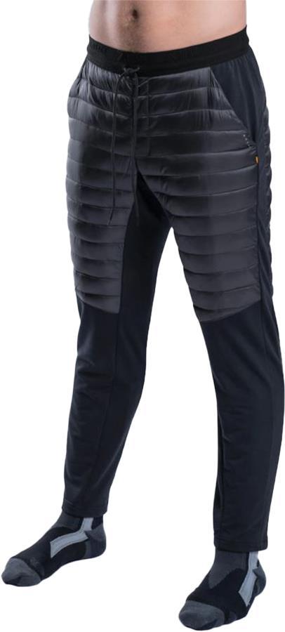 Orage Tundra Insulated Ski/Snowboard Pants, M Black
