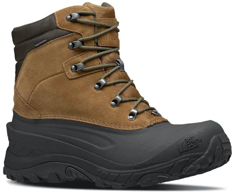 The North Face Adult Unisex Chilkat Iv Men's Snow Boots, Uk 7.5 Utility Brown