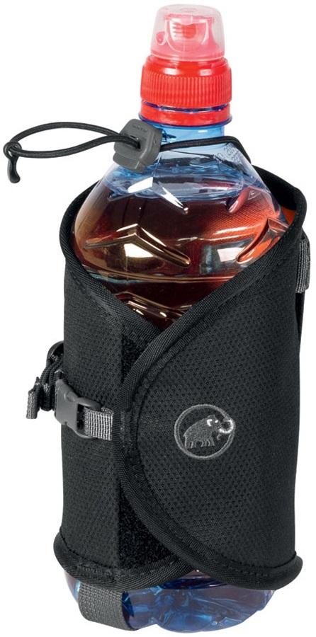 Mammut Add-on Bottle Holder Hiking Accessory OS Black