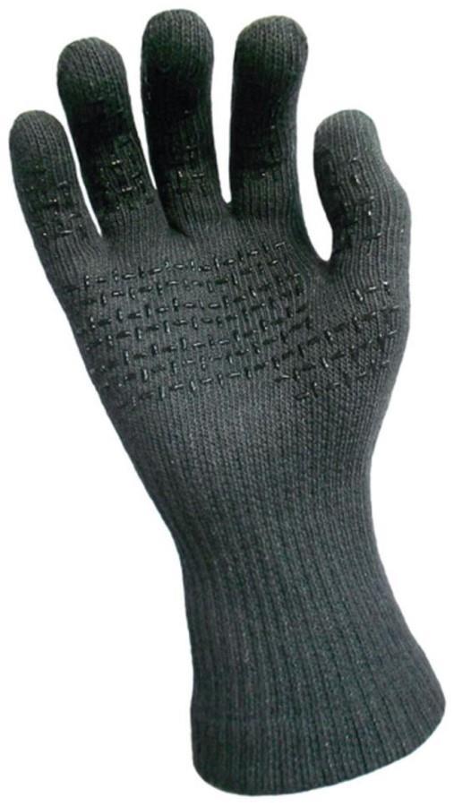 DexShell Toughshield Waterproof Gloves, Large Charcoal