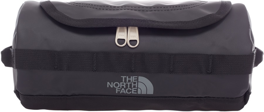 The North Face Base Camp Travel Canister Wash Bag, L TNF Black