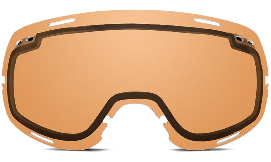 Zeal Tramline Snowboard/Ski Goggle Spare Lens, One Size, Copper